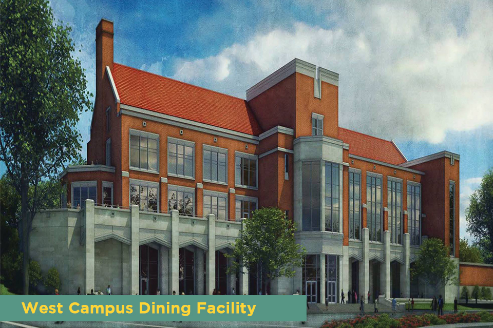 West Campus Dining Facility